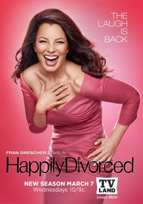 Happily Divorced Season 2 DVD