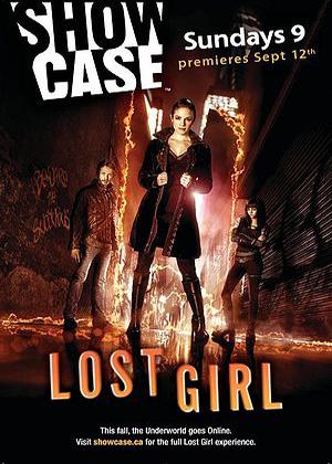 Lost Girl Season 2 Dvd Box Set
