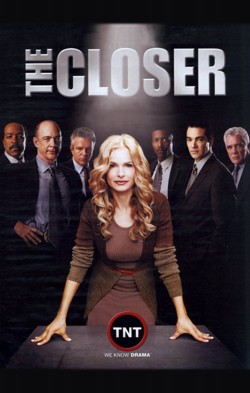The Closer Seasons 1-5 dvd box set