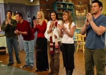 Friends Season 4 DVD
