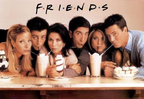 Friends Season 4 Boxset