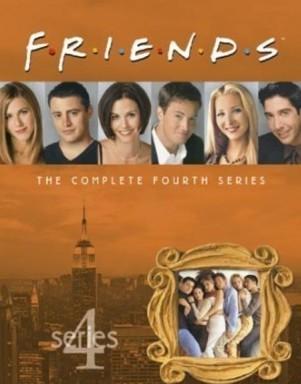 Friends Season 4 DVD Boxset