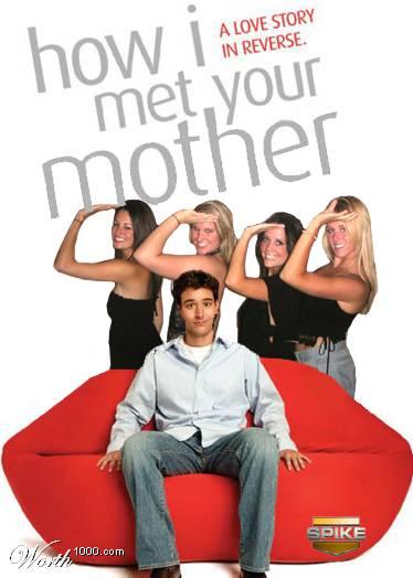 how i met your mother seasons 1-5 dvd