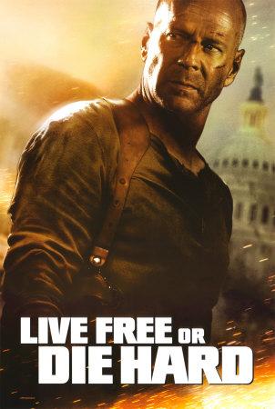 Die Hard 4: Live Free or Die Hard (Blu-ray/DVD, 2013, 2 ...