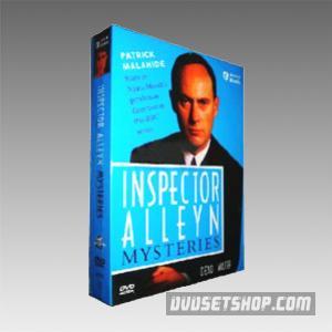 Inspector Alleyn Mysteries DVD Boxset