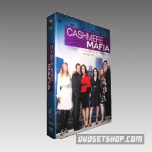 Cashmere Mafia Season 1 DVD Boxset