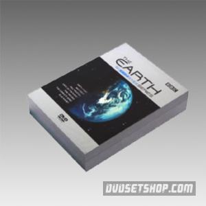 BBC The Earth Series Collection DVD Boxset