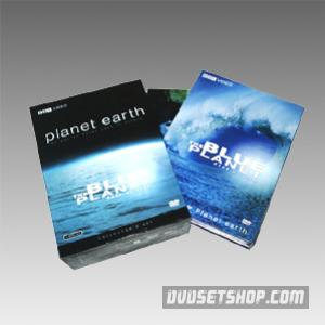BBC Planet Earth And The Blue Planet DVD Boxset