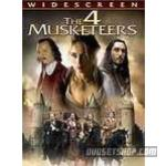 The 4 Musketeers (2005)DVD