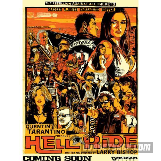 Hell Ride (2007)DVD