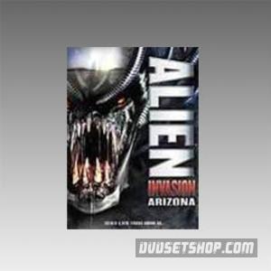 Alien Invasion Arizona (2007)DVD