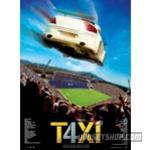 Taxi 4 (2007)DVD