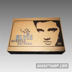Elvis Special Edition DVD Boxset