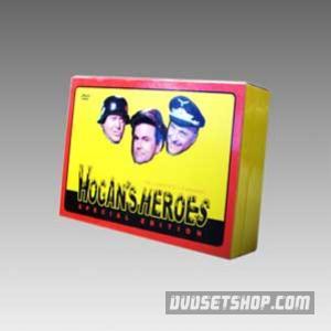 Hogan's Heroes Seasons 1-4 DVD Boxset