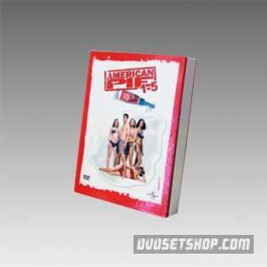 American Pie Seasons 1-5 DVD Boxset