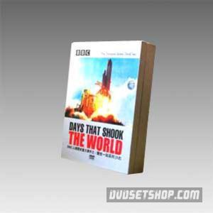 Days That Shook The World Seasons 1-2 DVD Boxset