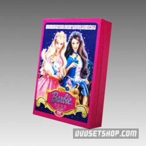 Barbie 10 DVD Boxset