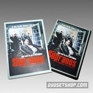 The Sopranos Season 6 DVD Boxset
