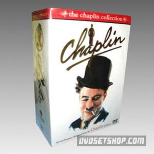 The Charles Chaplin Collection DVD Boxset