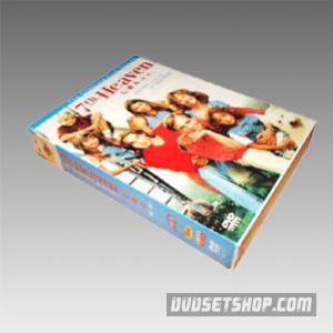 7th Heaven Season 1 Individual DVD Boxset