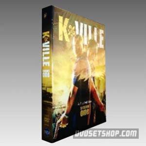 K-Ville Season 1 DVD Boxset
