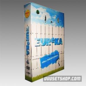 Eureka Complete Season 3 DVD Boxset