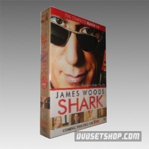 Shark Seasons 1-2 DVD Boxset