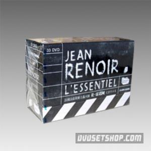 Jean Renoir Ultimate Collection 30 DVD Boxset