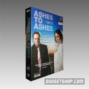 Ashes To Ashes Season 1 DVD Boxset