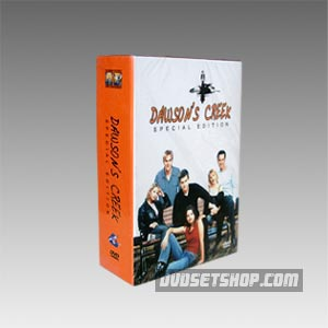 Dawson's Creek Seasons 1-6 DVD Boxset