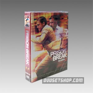 Prison Break Season 2 DVD Boxset