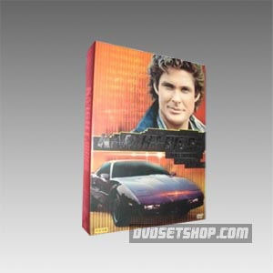 Knight Rider Complete Season 3 DVD Boxset