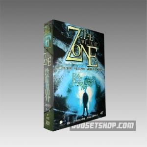 The Twilight Zone Complete Season 1 DVD Boxset