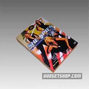 She Spies Complete Season 1 DVD Boxset