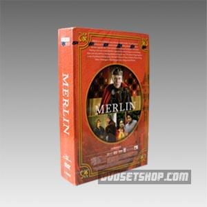 Merlin Season 1 DVD Boxset