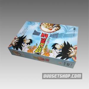 Dragon Ball Z Complete TV Series+Theaters DVD Boxset