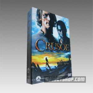 Crusoe Season 1 DVD Boxset