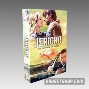 Jericho Seasons 1-2 DVD Boxset