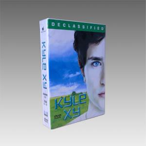 Kyle XY Seasons 1-2 DVD Boxset