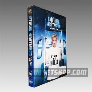 Kitchen Nightmares Season 1 DVD Boxset