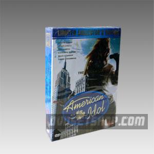 American Idol Complete Season 7 DVD Boxset