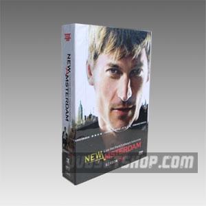 New Amsterdam Season 1 DVD Boxset