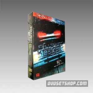 Hill Street Blues DVD Boxset