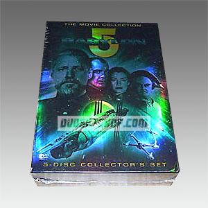 Babylon 5 DVD Boxset