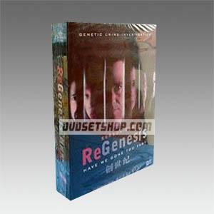 ReGenesis Season 1 DVD Boxset