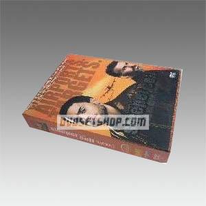 Sleeper Cell Seasons 1-2 DVD Boxset
