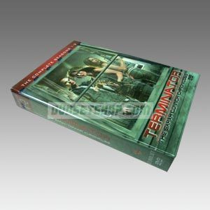Terminator The Sarah Connor Chronicles Seasons 1-2 DVD Boxset