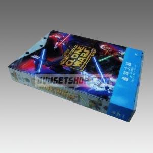 Star Wars: The Clone Wars DVD Boxset