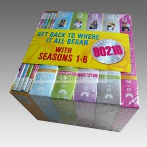 Beverly Hills 90210 Seasons 1-6 DVD Boxset