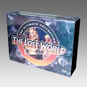 The Lost World Seasons 1-3 DVD Boxset